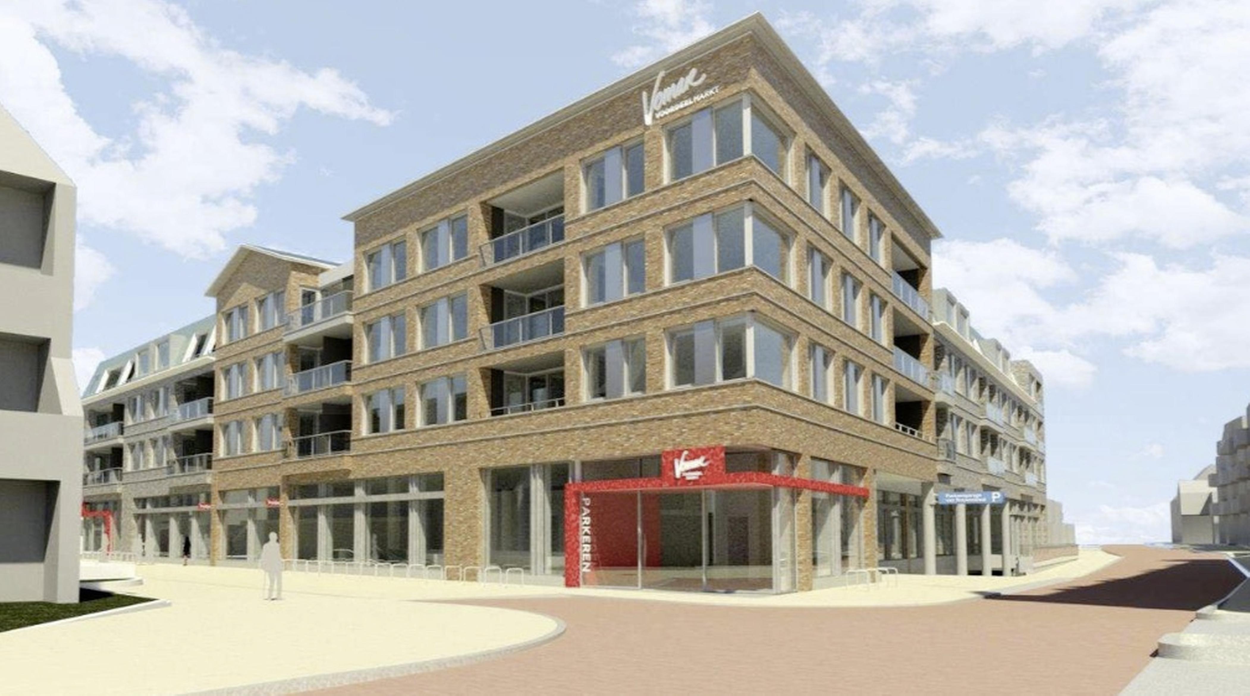 Argwaan bij simpele oplossing voor bouwplan Maarten Kruytstraat Noordwijk