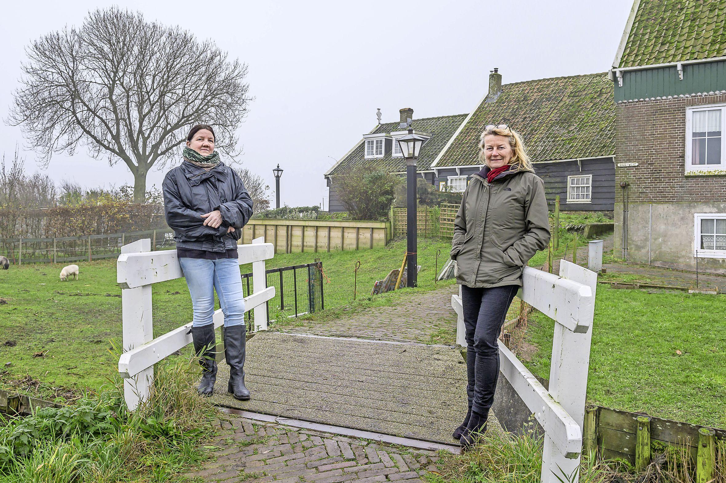 Eilandbewoners vrezen steeds meer 'weekendhuisjes' voor mensen van buiten: 'De ziel verdwijnt uit Marken'