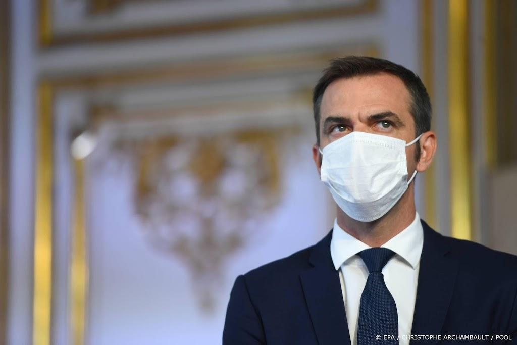 Huiszoeking Franse gezondheidsminister wegens corona-aanpak