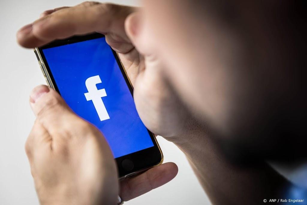 Maatregelen Facebook tegen milities en complotdenkersgroep VS