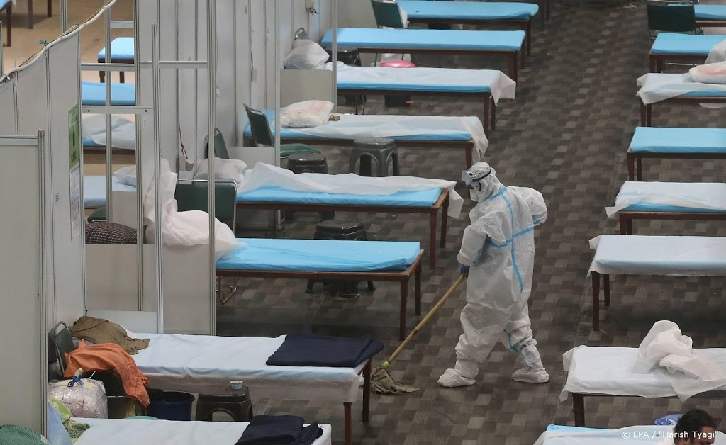 Coronapatiënten komen om bij brand in Indiaas ziekenhuis