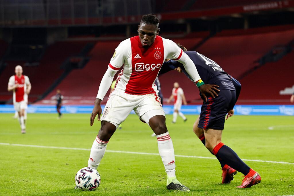 Spits Traoré maakt rentree bij Jong Ajax