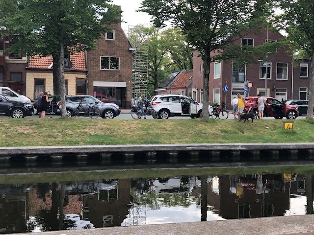 De maat is wat D66 betreft vol wat de parkeeroverlast door Texelgangers betreft: 'Zo kan het niet langer. Het college moet eindelijk een ferme stap zetten'