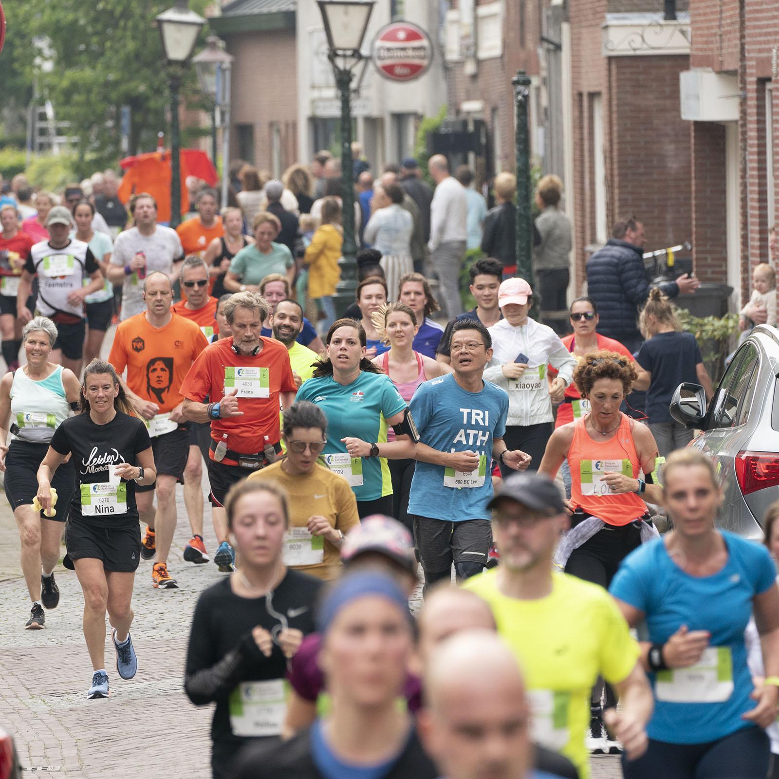 Hogeschool Leiden nu samen met VU Amsterdam in onderzoek maagdarmklachten bij duursporters