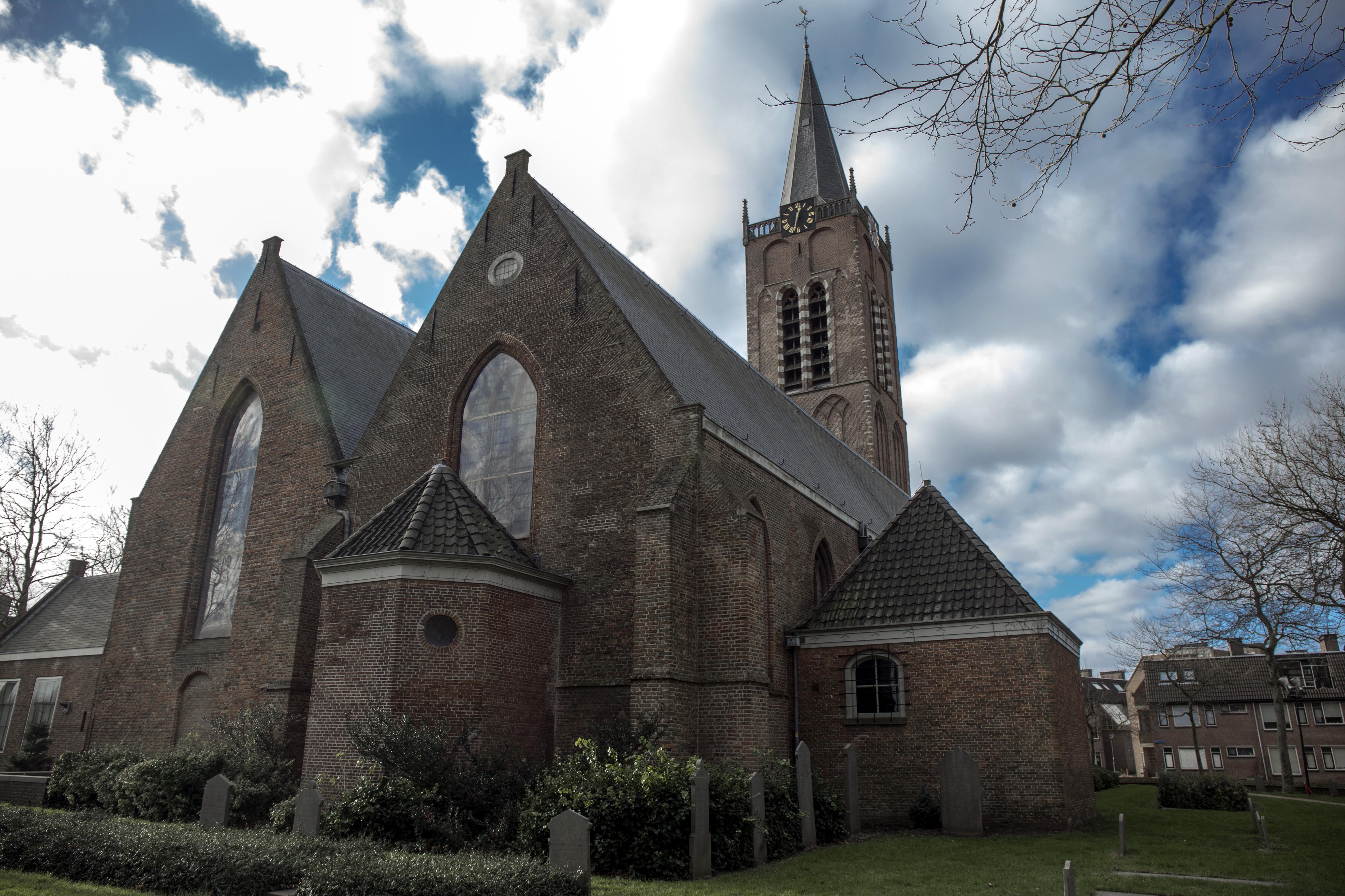Grote Kerk Beverwijk staat deze Pasen muzikaal stil bij overledenen