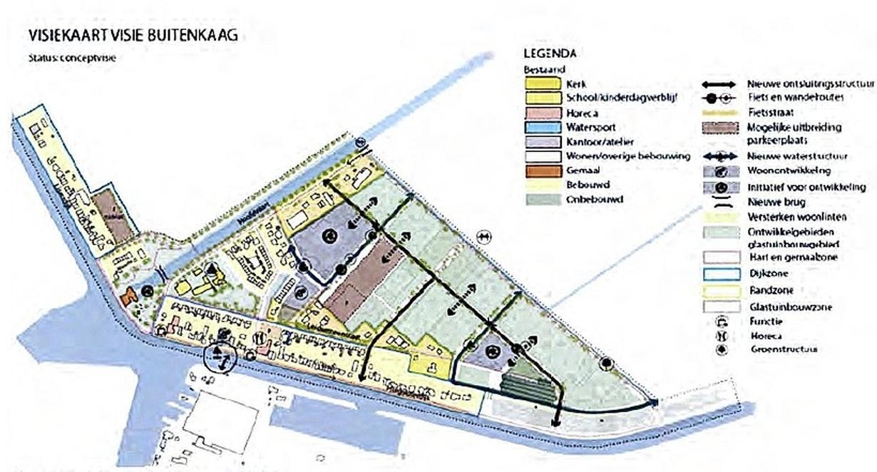 HAP-raadslid vraagt zich af: 'Krijgt participatie wel de ruimte in Buitenkaag als er nu al maatregelen worden genomen'
