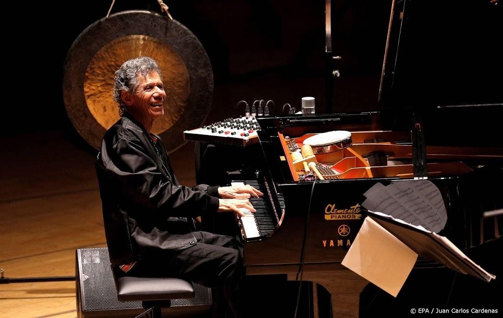 Jazzpianist en componist Chick Corea (79) overleden