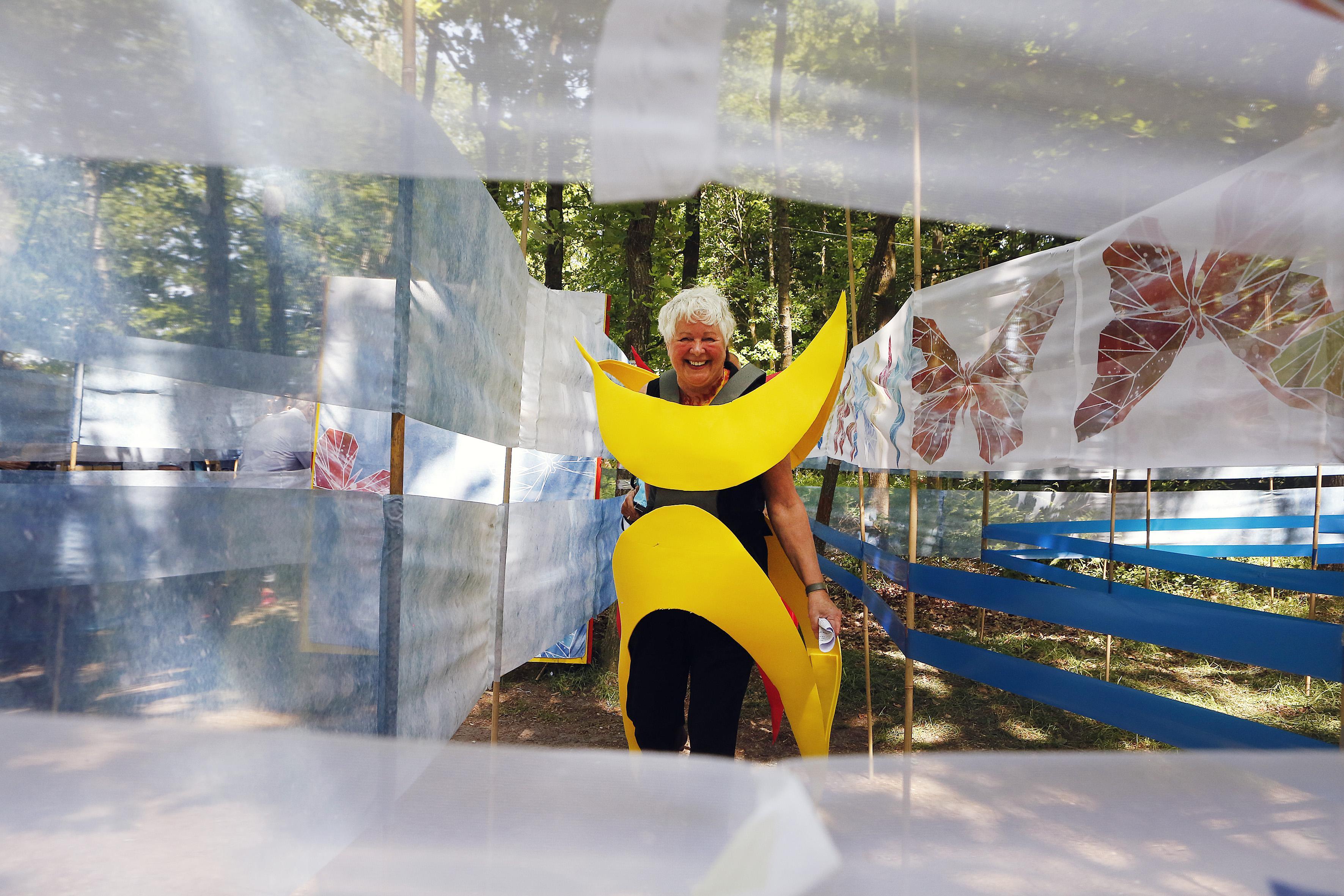 Liefde zoeken op festival Vuurol in Lage Vuursche