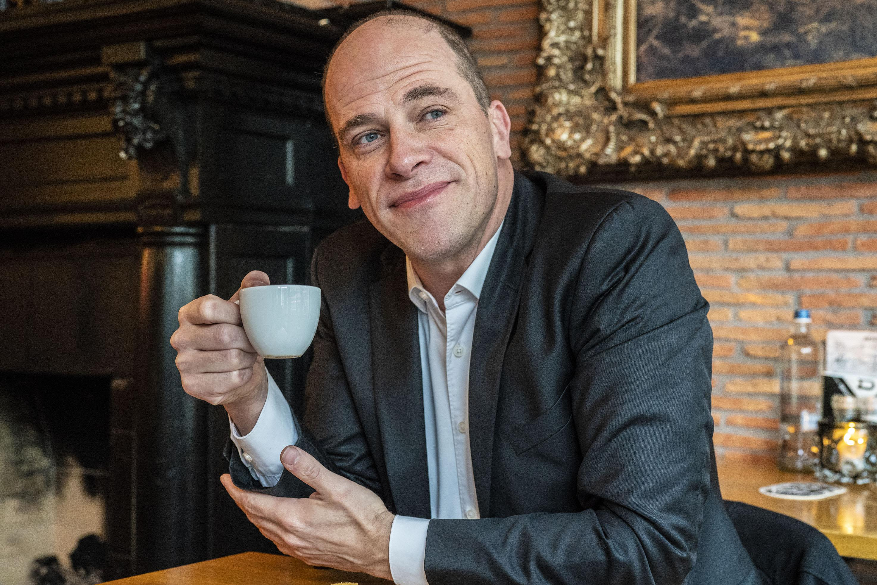 Universiteit Leiden streamt lezing Diederik Samsom over 'Green Deal'