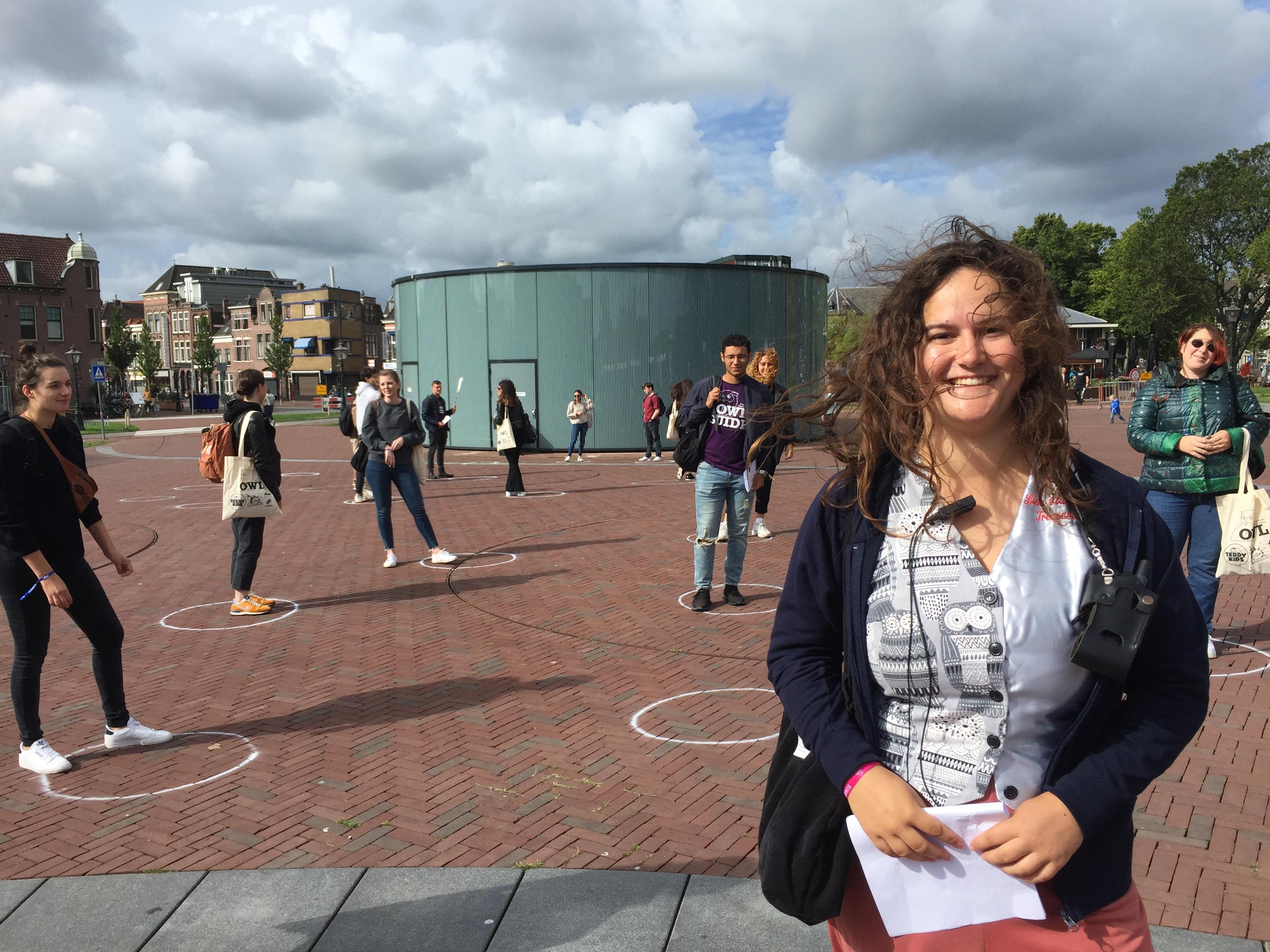 (Update 20.00 uur) Bestuur Orientation Week Leiden blij verrast: 'Meer internationale studenten dan verwacht'