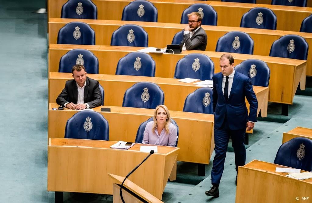 Tweede Kamer debatteert direct over lockdown
