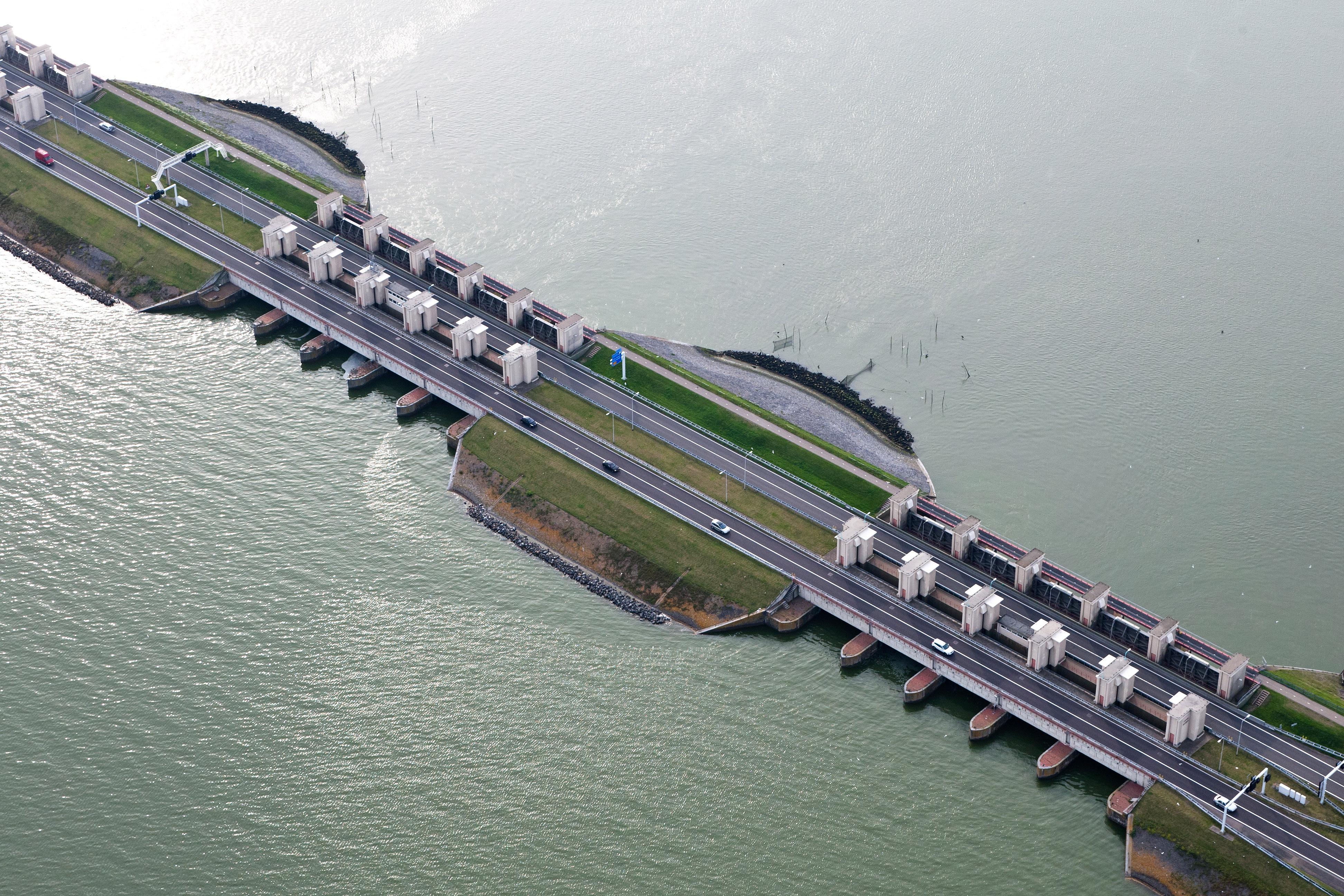 IJsselmeerwater in toekomst vaker naar Waddenzee pompen