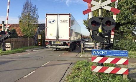 Verboden voor vrachtwagens in Drechterland komen later