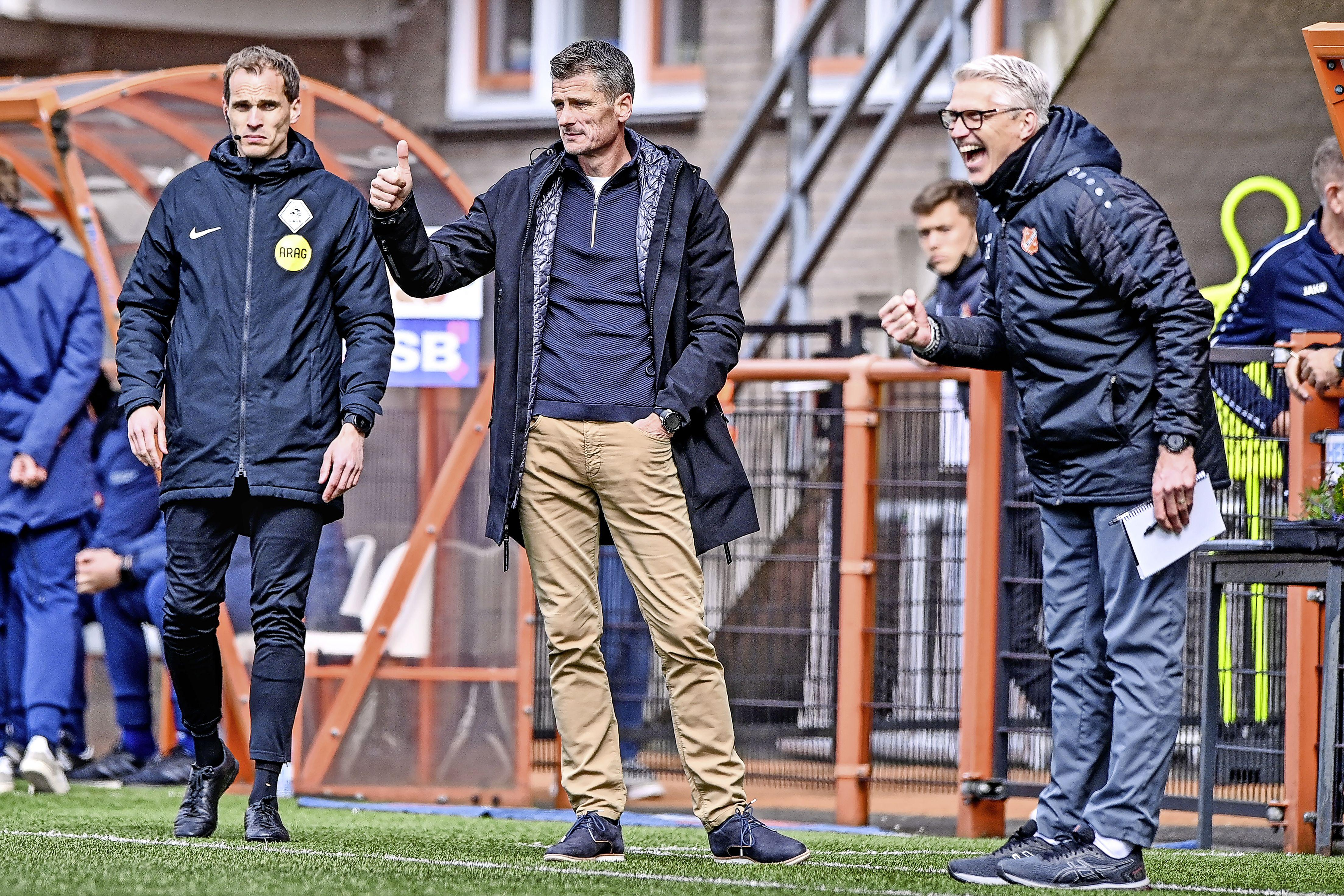 'Ik ben rechtlijnig, zwart-wit.' De principiële keuze van Edwin Zoetebier om op te stappen bij FC Volendam