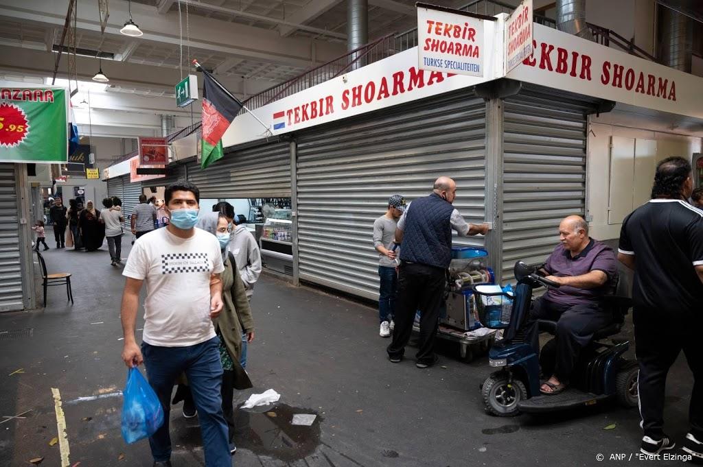 Gedeelte Bazaar Beverwijk blijft dicht ondanks gesprek