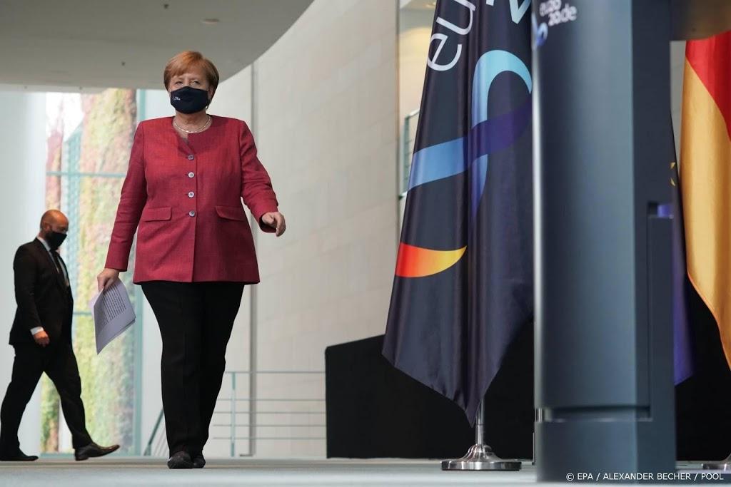 Aantal nieuwe coronagevallen in Duitsland gedaald