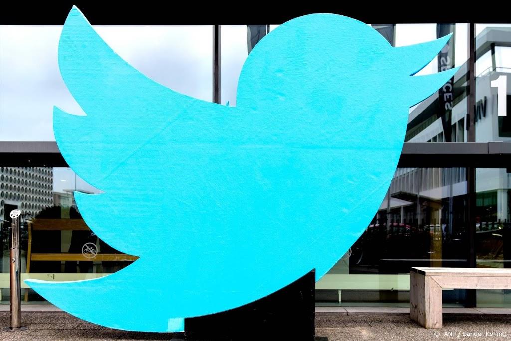 Twitter waarschuwt bij berichten over overwinning Biden