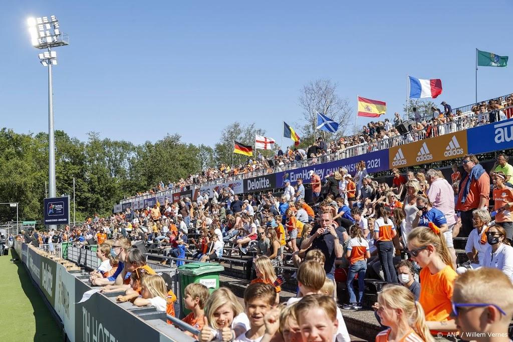 Amateurs kunnen weer sportwedstrijden spelen, publiek op 1,5 meter