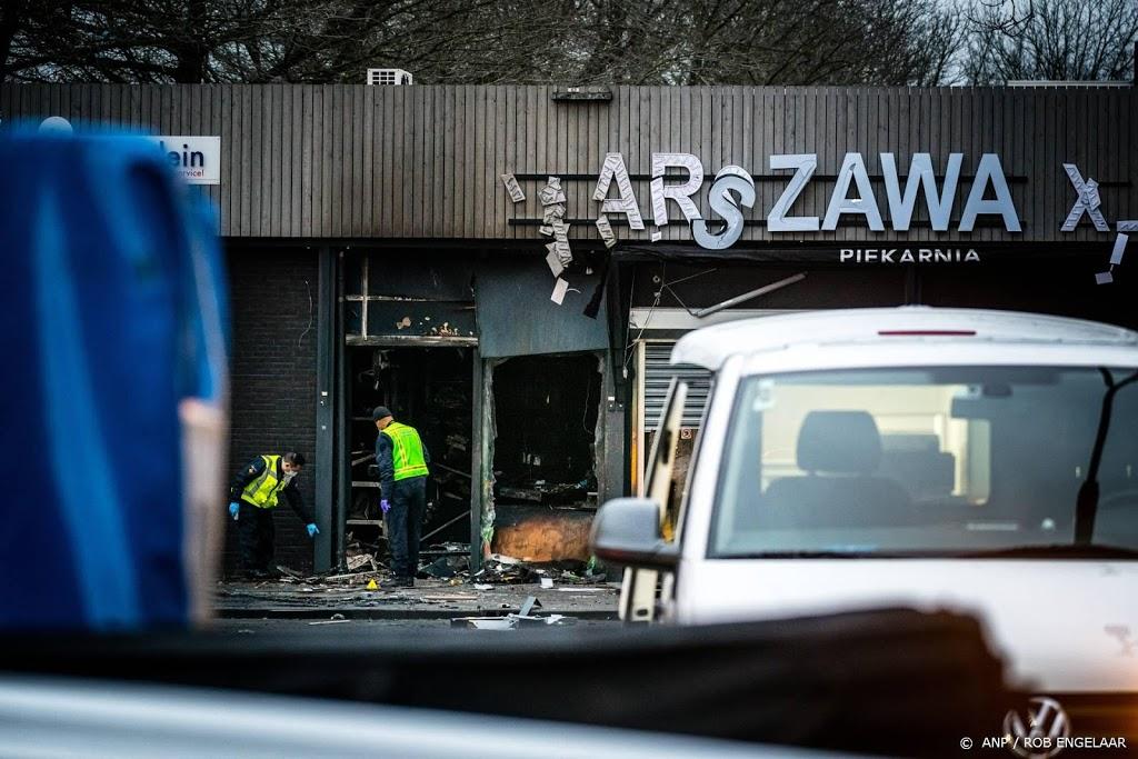 4 personen aangehouden in onderzoek explosies Poolse supermarkten