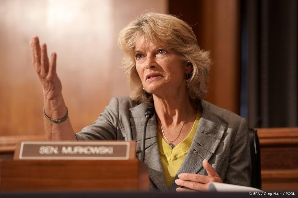 Tweede Republikeinse Senator wil stemming rechter uitstellen