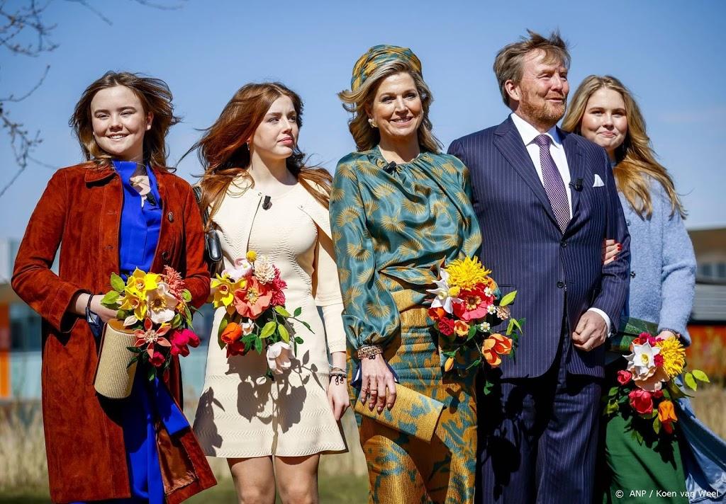 Oranjes arriveren in Eindhoven voor Koningsdag