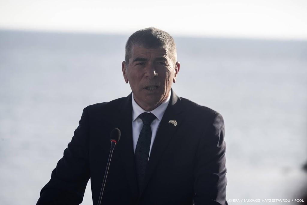 Israëlische buitenlandminister in Egypte voor vredesoverleg Gaza