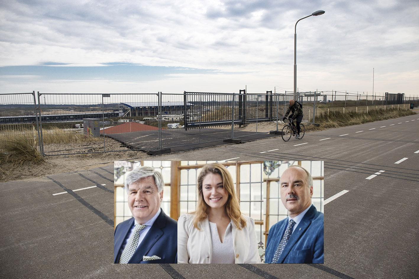 Aftreden Zandvoorts college lijkt onafwendbaar na loopgravenoorlog om toegang Circuit