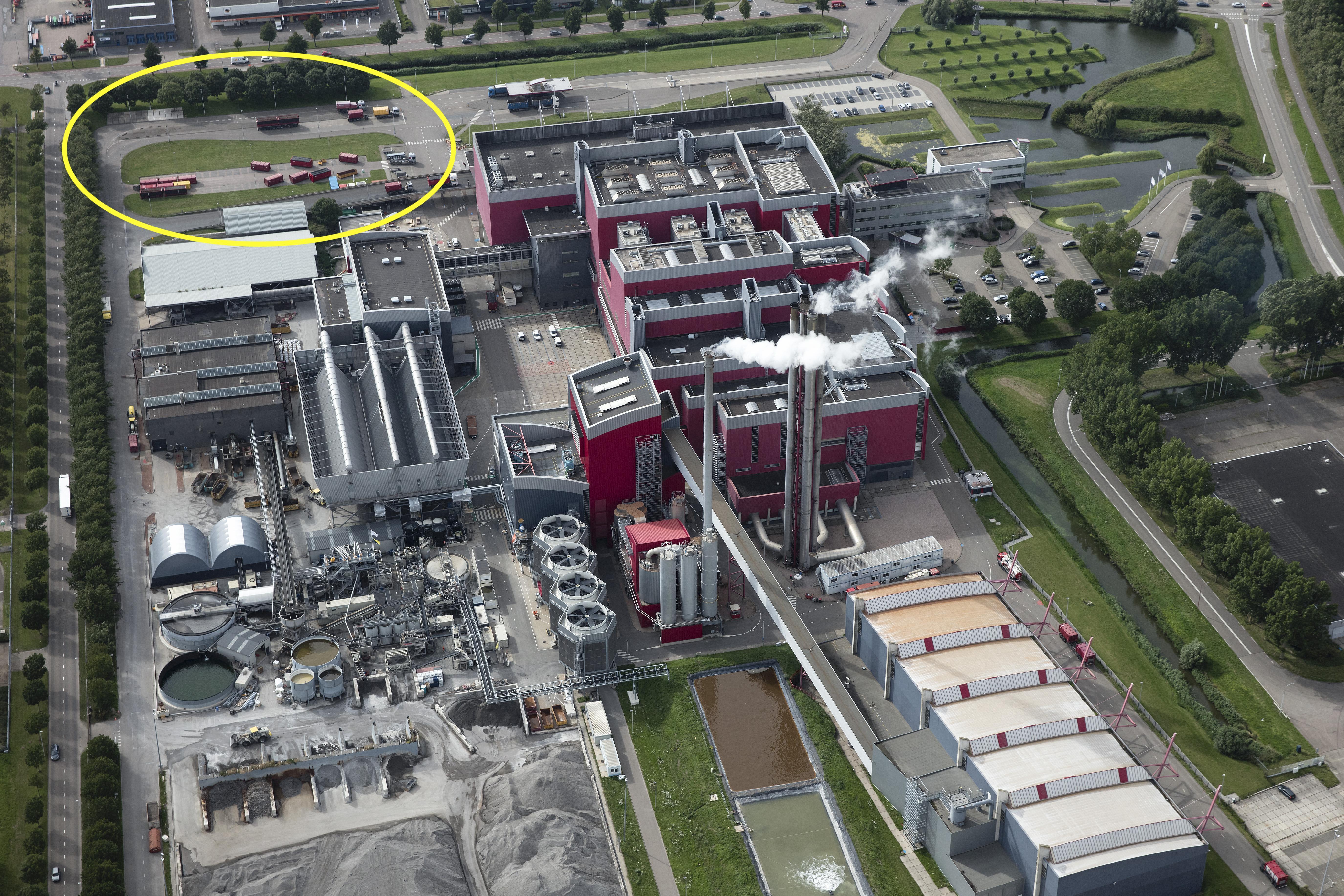 Vrees voor stank en drukte door nieuwe slibdrooginstallatie HVC. 'Ruim tienduizend vrachtwagens per jaar meer over toch al drukke Alkmaarse ringweg'