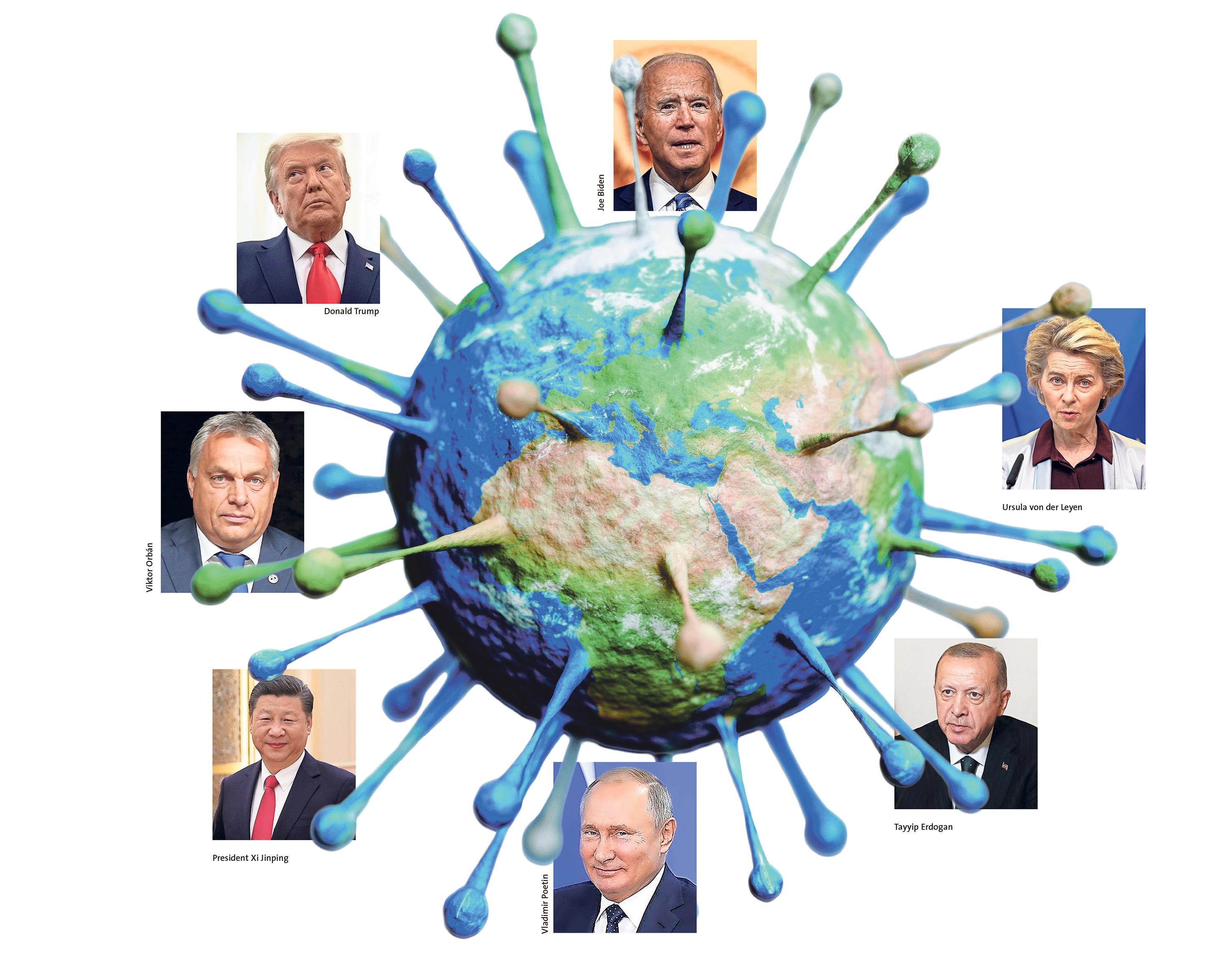 Wat wordt de nieuwe wereldorde na de coronacrisis?