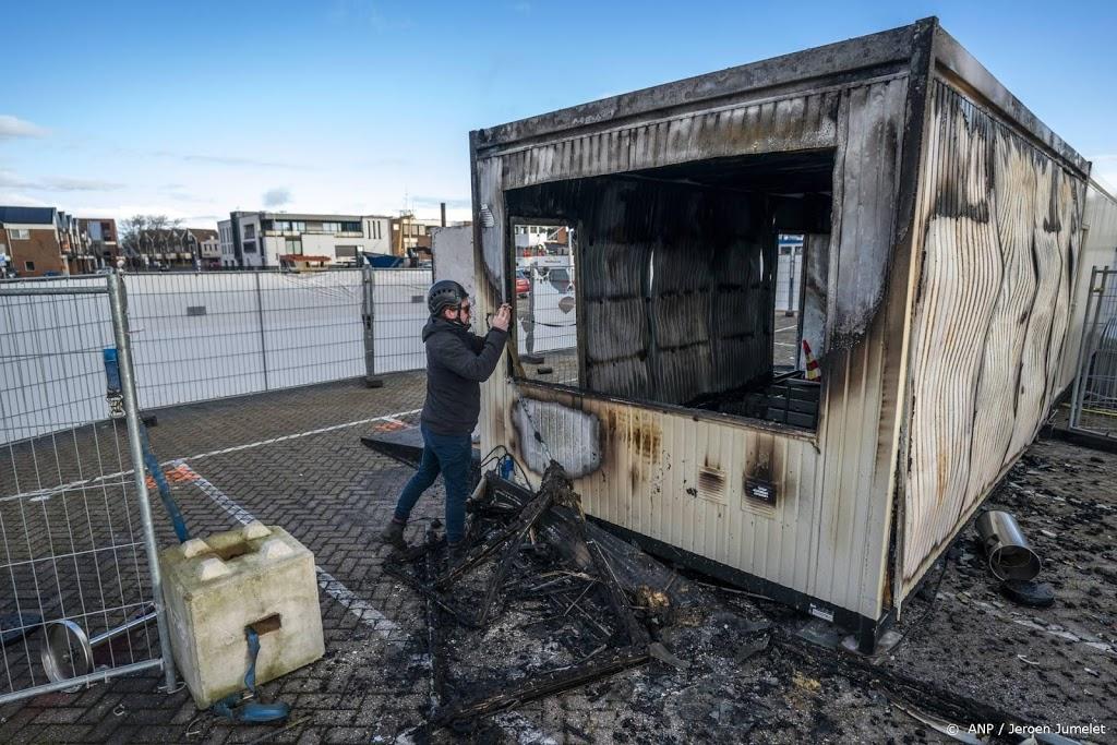 'Verdachten kregen geld voor in brand steken teststraat Urk'