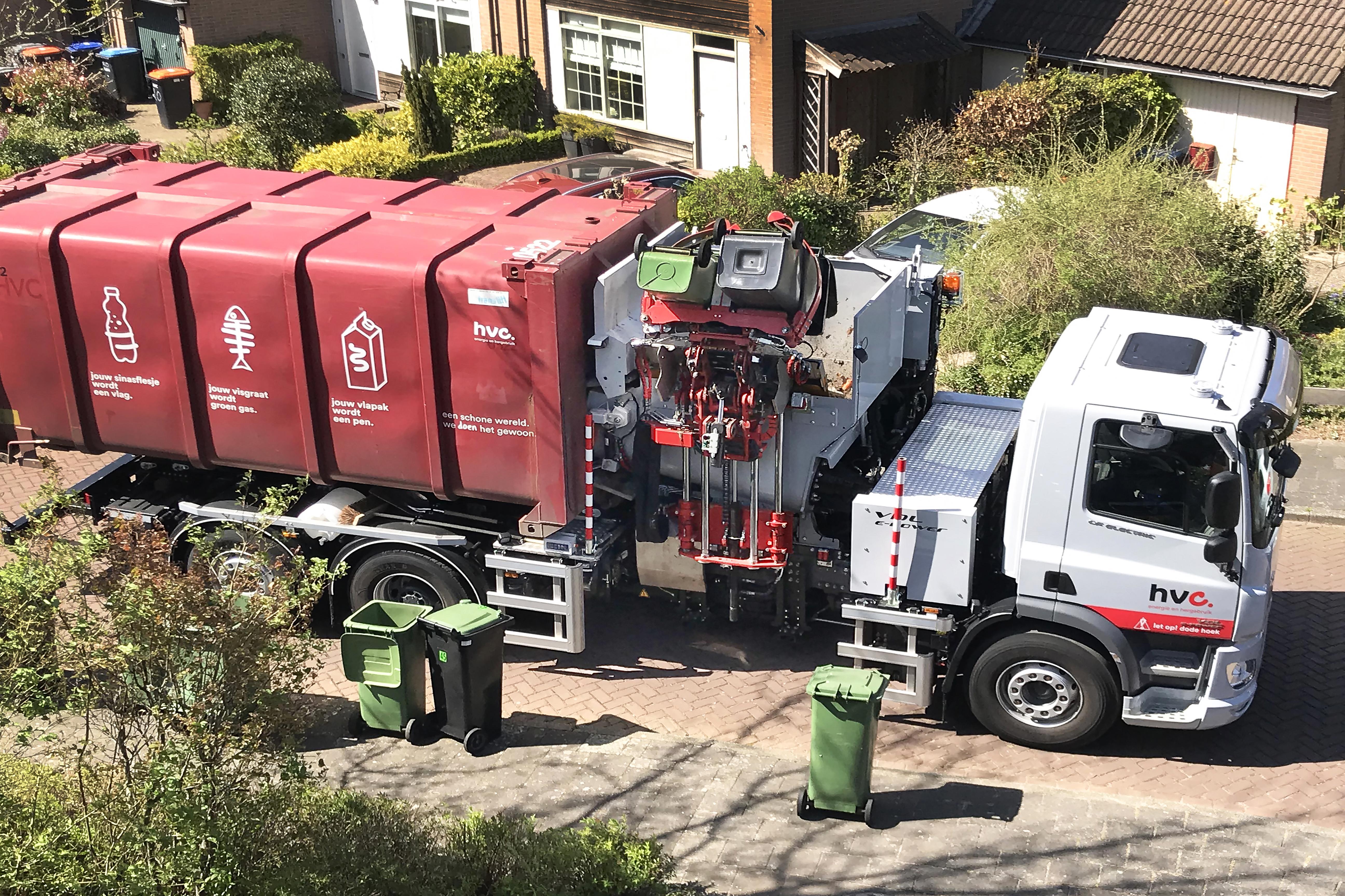 Mogelijk straks per kilo restafval betalen in Opmeer