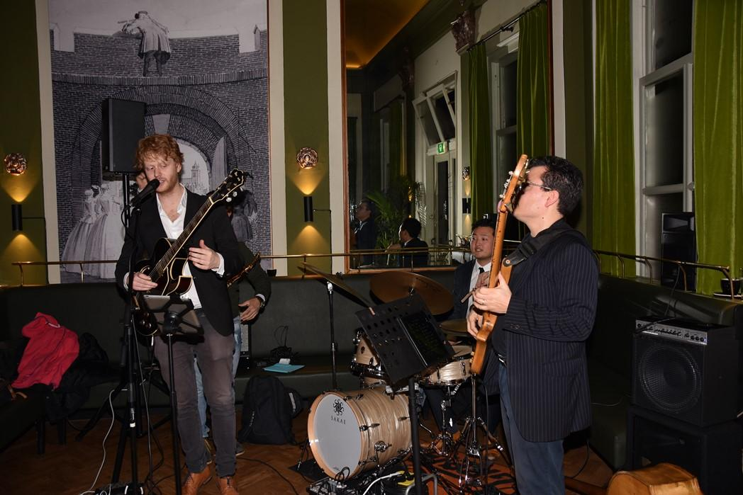 'Jazz on Sunday' stelt optreden Fred Rozier & Friend in De Burcht uit wegens storm