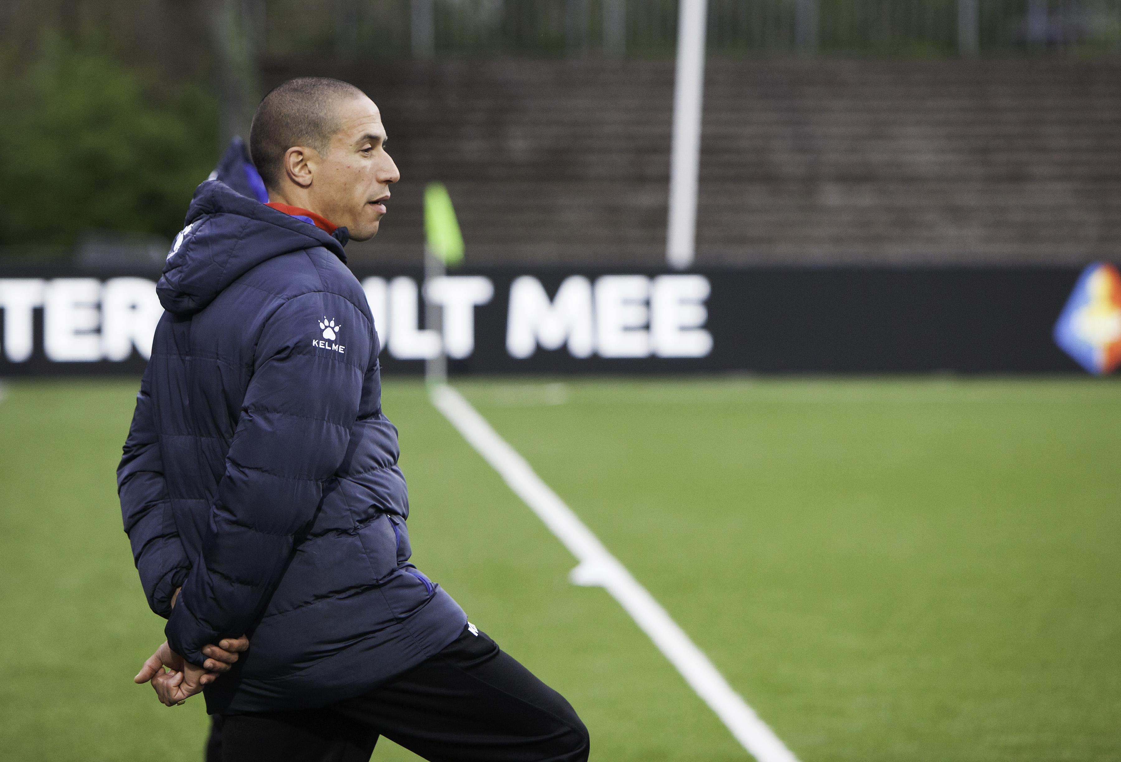 Anthony Correia verlengt contract bij Katwijk