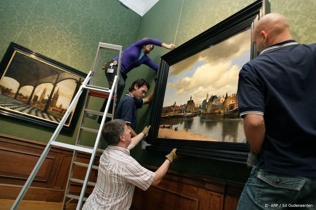 Vermeer-liefhebbers kunnen Gezicht op Delft voor zichzelf krijgen