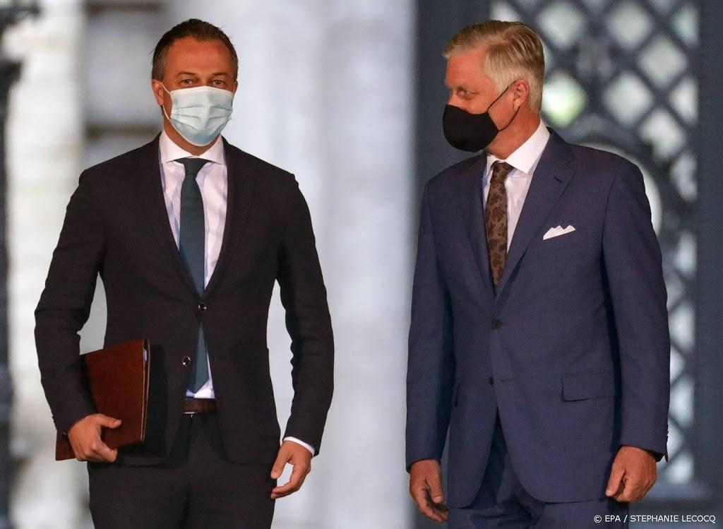 Koning Filip weigert ontslag informateurs