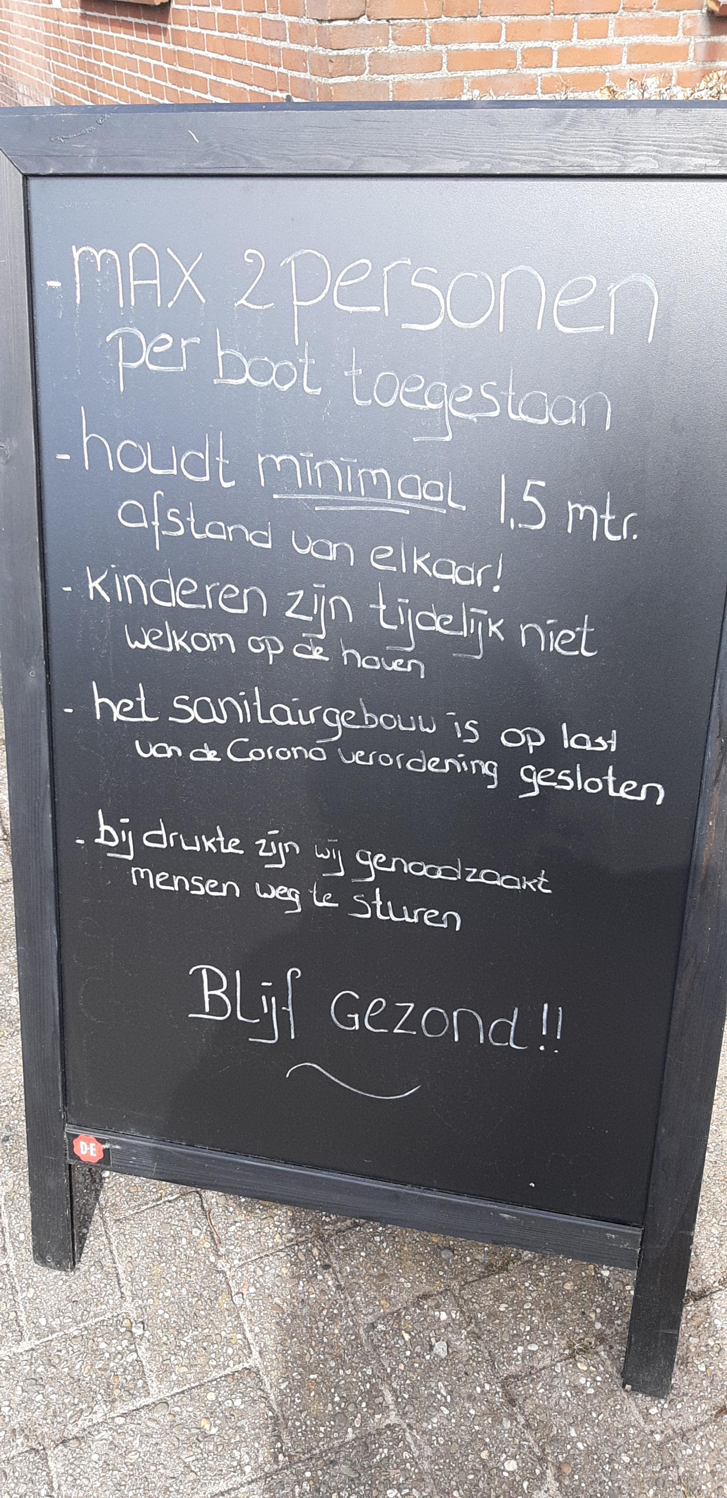 Drukte op water in Haarlem verwacht: 'Houd ook in de boot 1,5 meter afstand'