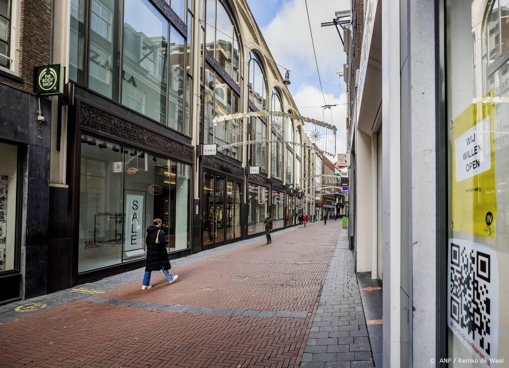 Winkeliers bereiden zich ondanks sluitingsplicht voor op opengaan