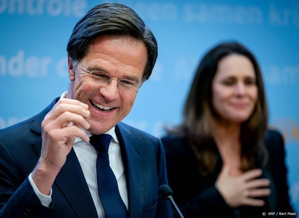 Talkshows mogen van Rutte door tijdens avondklok