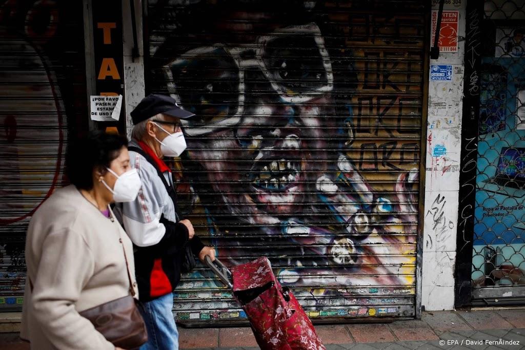 Spanje meldt ruim 30.000 nieuwe coronabesmettingen sinds vrijdag
