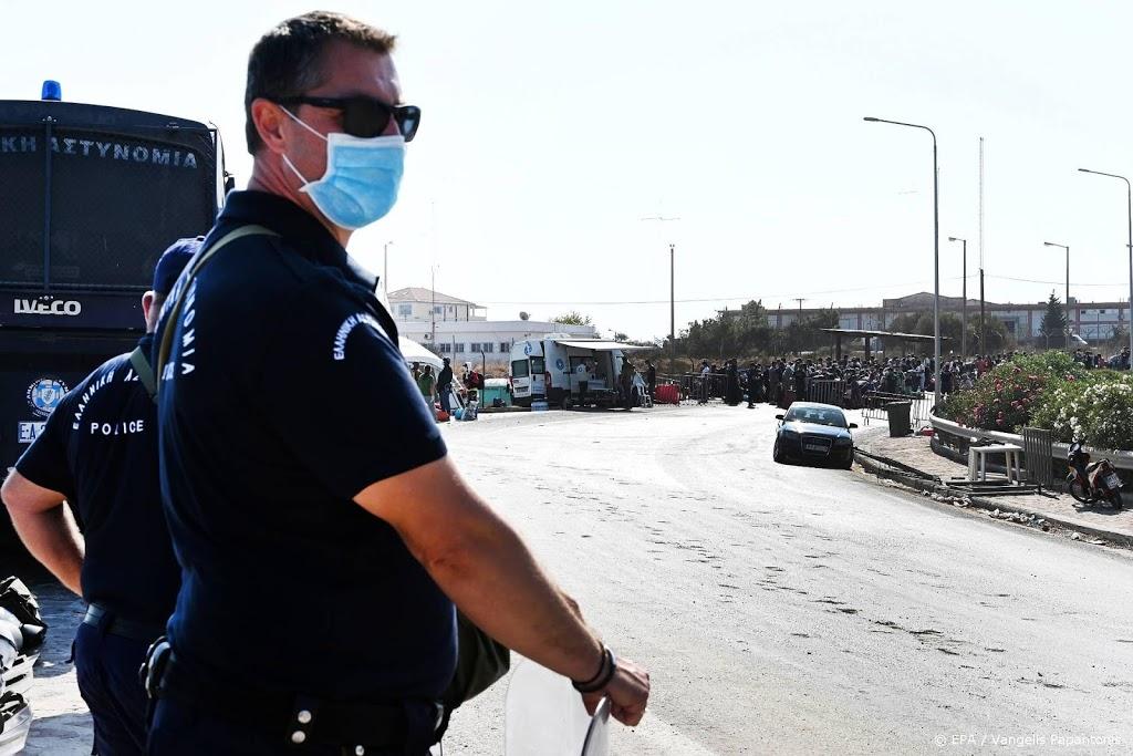 Nederlandse filmploeg ondervraagd op Grieks politiebureau