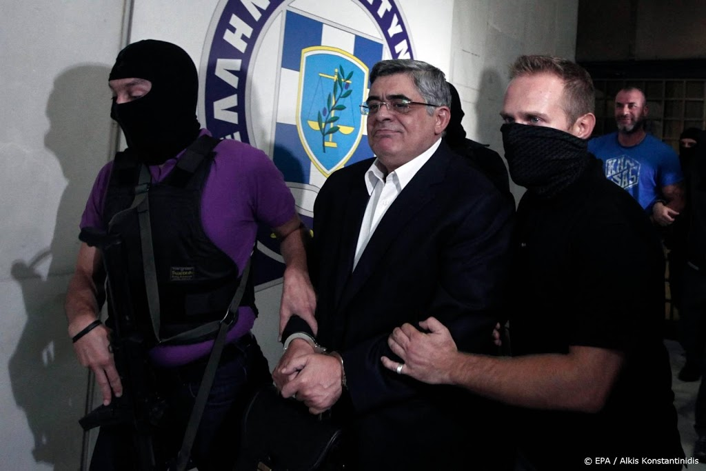 Leider Griekse Gouden Dageraad krijgt 13 jaar cel