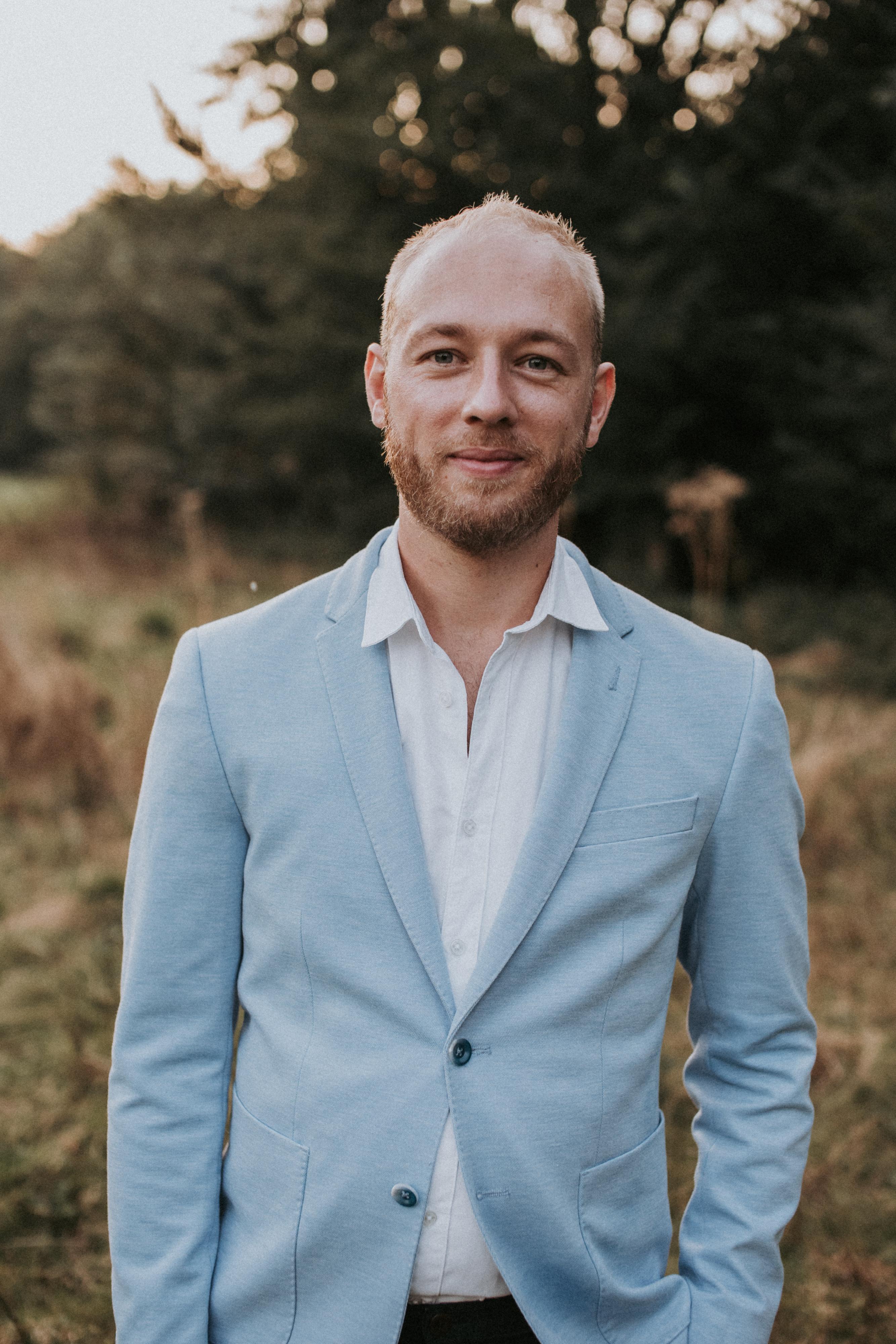 Ruud Roos in Carrièrestart: 'Ik voelde dat er iets moest veranderen'