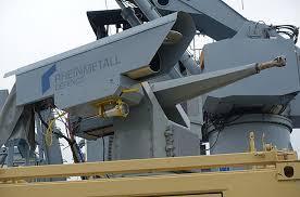 Laserwapen voor de marine doet z'n intrede op de nieuwe M-fregatten; schepen krijgen twee masten voor alle sensoren