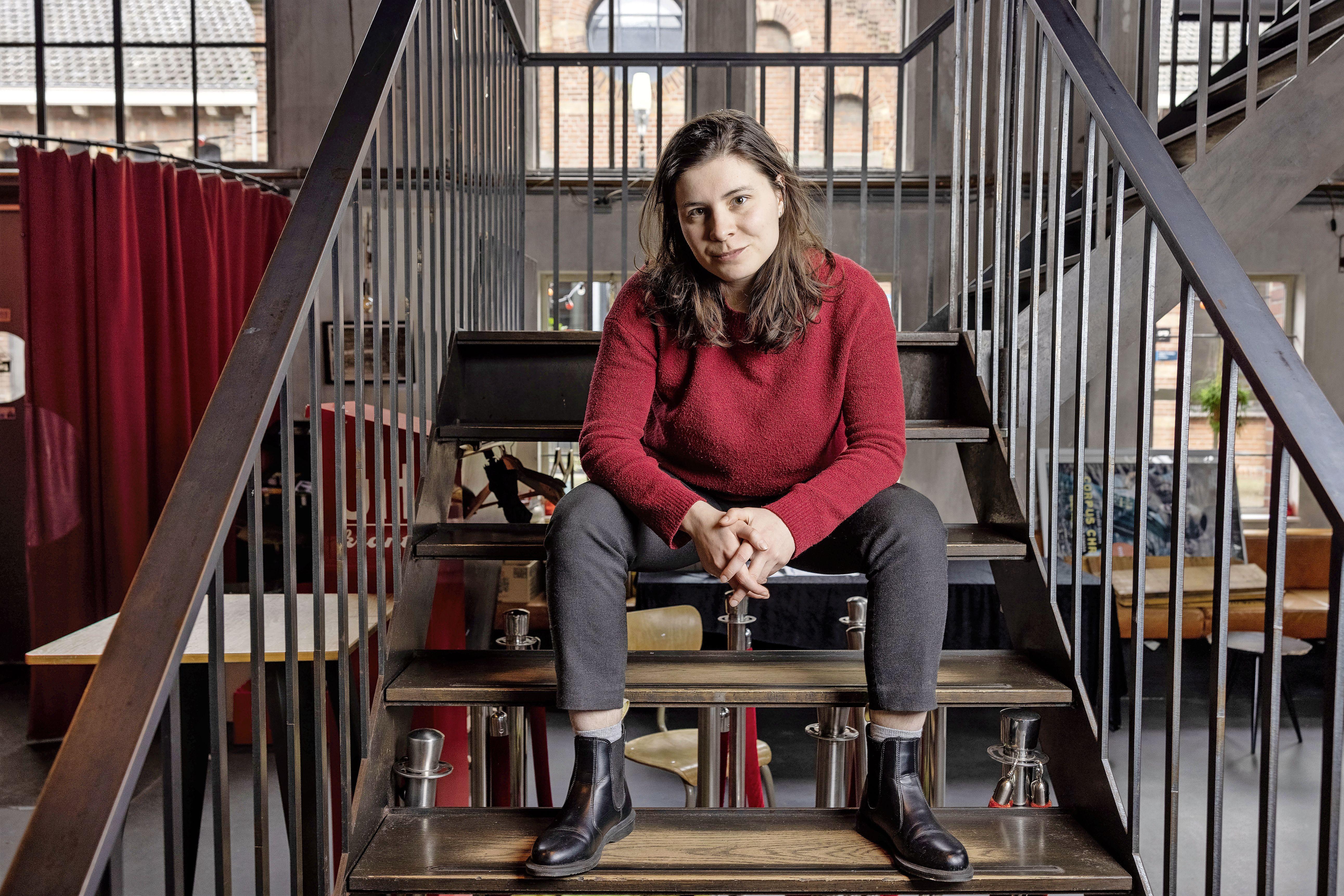 Regisseur Valerie Bisscheroux is nog niet klaar met 'Anne+': 'Dat mensen zeggen dat de serie vernieuwend is, wil zeggen dat we er nog niet zijn'