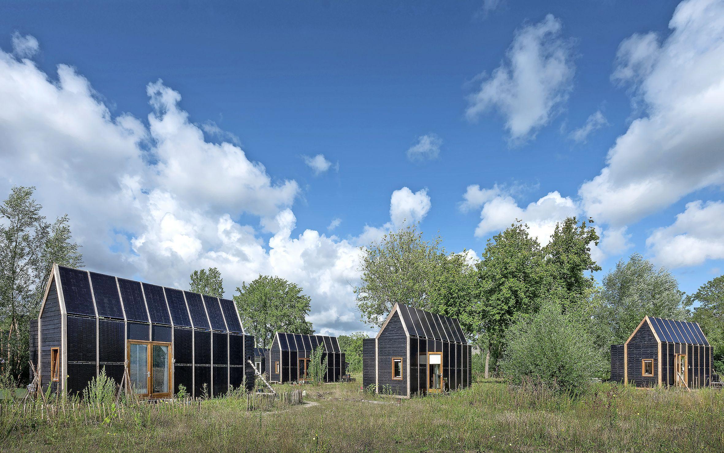 Tiny Houses mogen van gemeente Stede Broec wel aan Van Bredastraat komen