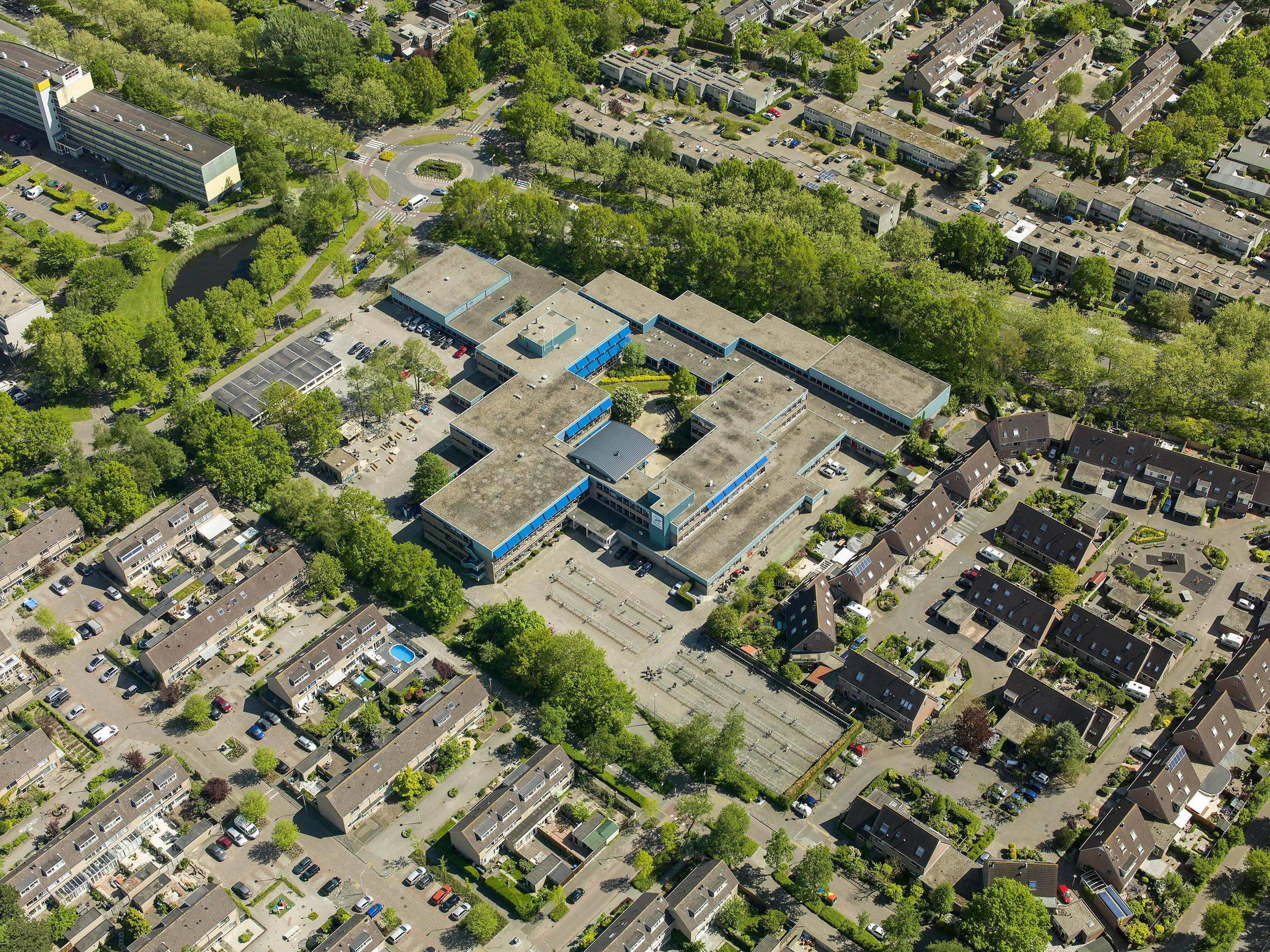 Vijftien miljoen euro extra voor nieuwbouw Scala College en Ashram College in Alphen aan den Rijn: 'Impasse is doorbroken'