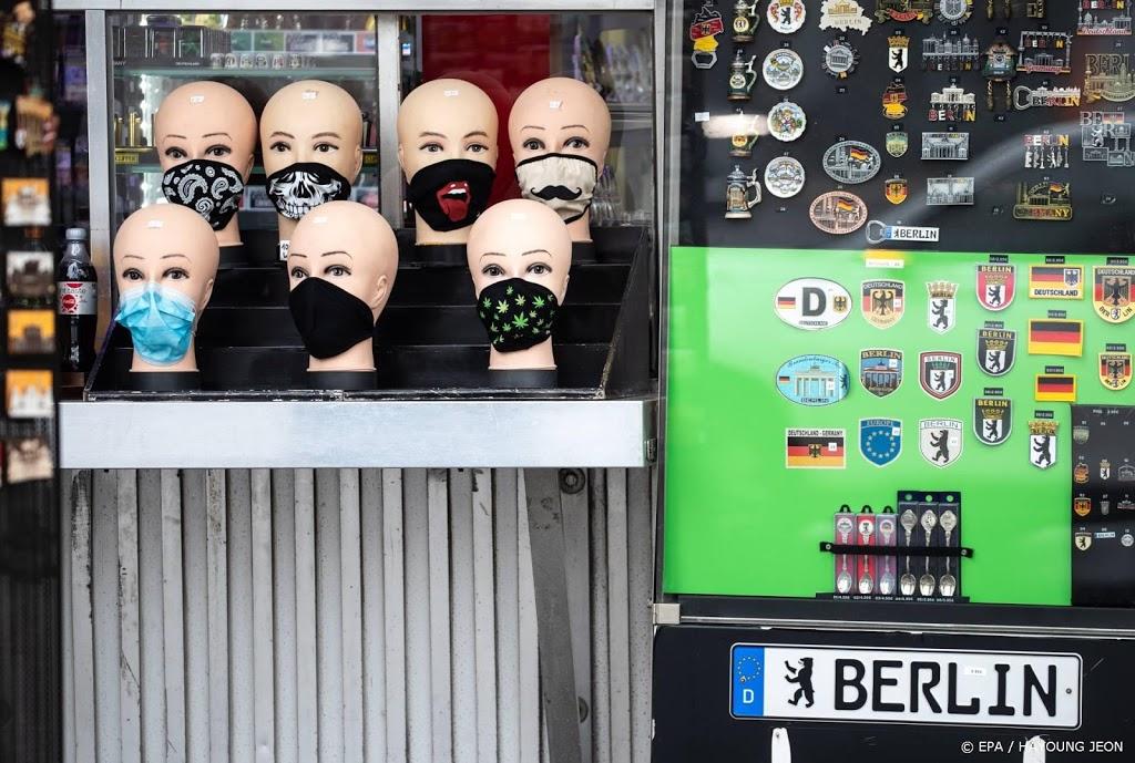 Meer nieuwe coronabesmettingen in Duitsland in laatste etmaal
