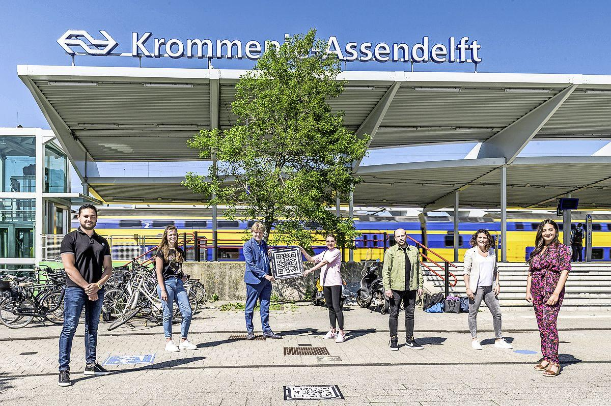Gemeente Zaanstad lanceert jongerencampagne 'Be on Track'. Burgemeester: 'Zorgen dat onze jeugd op rechte pad blijft'