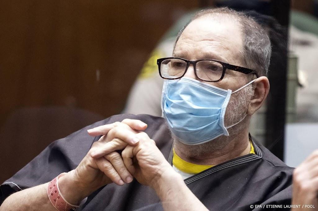 Rechter seponeert een van de elf aanklachten tegen Weinstein