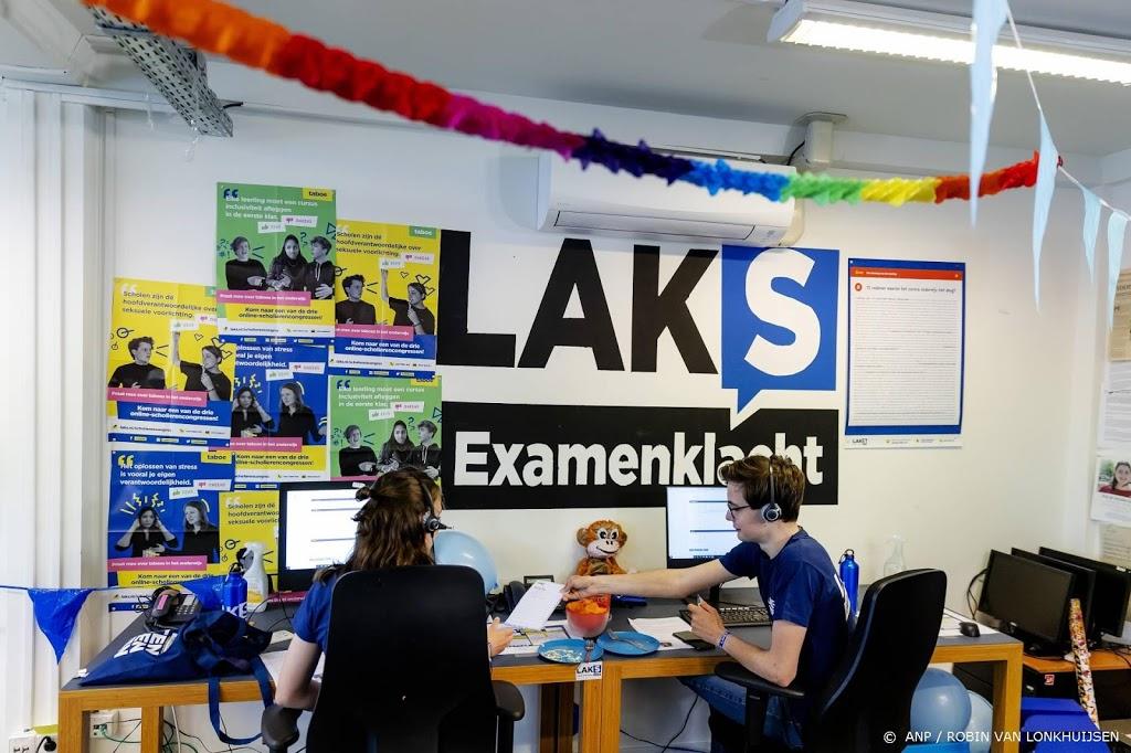 LAKS: klachten over niet naleven 1,5 meter afstand bij examens